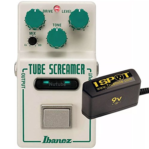 Ibanez Nu Tube Screamer Overdrive Pedal Bundle w/Truetone, used for sale  Delivered anywhere in USA