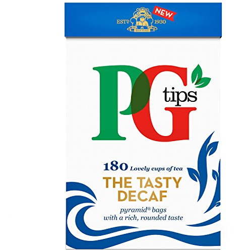 PG Tips Decaffeinated Tea Bags
