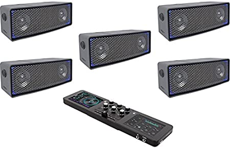 Soundots Pack AI-1 + Monster Go DJ – 5 Altavoces + 1 Platino DJ ...