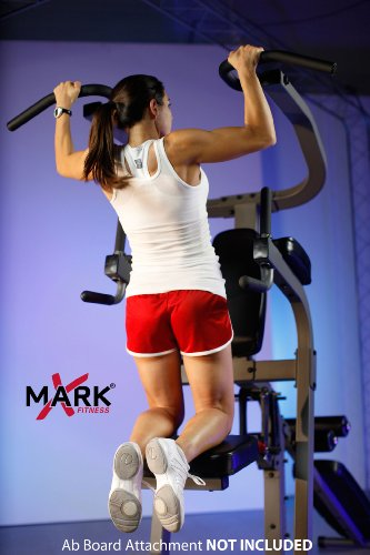 XMark Powerbase Power Tower with Assisted Lift XM 7632 34
