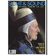 SIGHT & SOUND Nicholas Ray Lindsay Anderson Prospero's Books ++ Autumn 1990