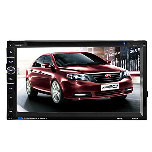 Clearance-7-Double-2-Din-Touchscreen-In-dash-Car-Stereo-Radio-Mp3-CD-DVD-Player-FM-Aux