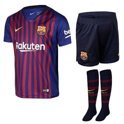 f058cc3f1 Nike FC Barcelona LK Nk BRT Kit Hm Conjunto 1ª Equipación