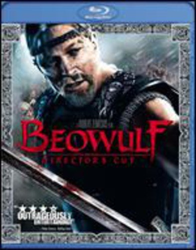 Blu-ray : Beowulf (Director's Cut) (Director's Cut / Edition, AC-3, Unrated Version, Widescreen, )