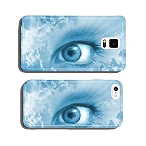 eye blue sky cell phone cover case iPhone6 Plus