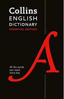 Collins French Dictionary Essential edition: 60,000 ...