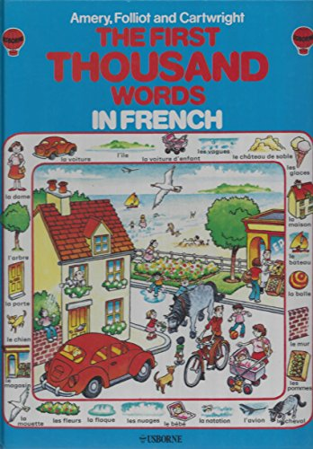 1000 first words in french - 2