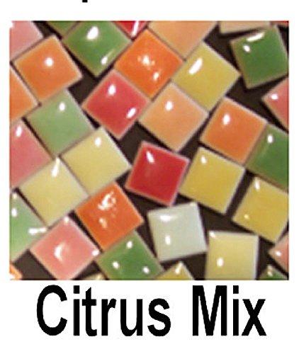 - Micromosaics Mosaic Tile Citris Mix