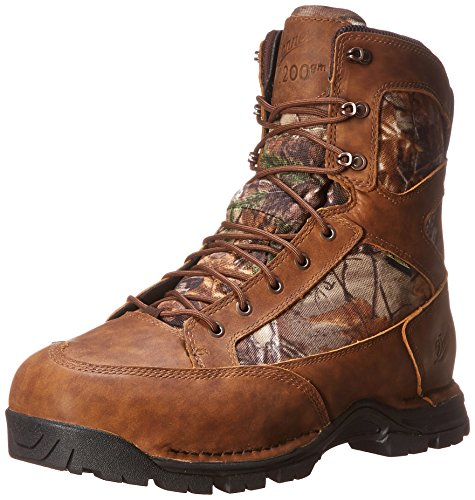 Image of the Danner Men's Pronghorn Realtree Xtra 1200G Hunting Boot,Brown/Realtree,8.5 D US