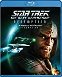 Star Trek: The Next Generation - Redemption [Blu-ray] (Sous-titres français)