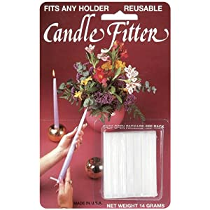 Darice Candle Fitter, 14gm