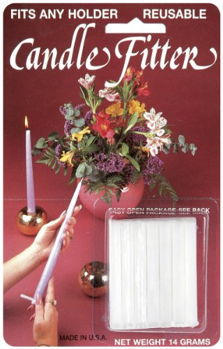 Darice 1196 58 Candle Fitter 14gm