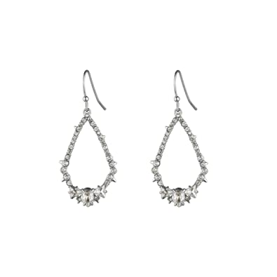Alexis Bittar Crystal-Encrusted Spiked Earrings ZYLfYGjbrv