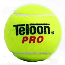 Set of 3 Teloon Pro Junior Special Training Tennis Balls- 2.5 inches