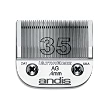 Andis 64935 #35 Detachable Blade for Andis Pet Clippers