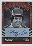 Harry Gant #/49 (Trading Card) 2016 Panini Torque - Legendary Autographs - Red #LA-HG