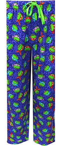 Mens Teenage Mutant Ninja Turtles Pajamas (Teenage Mutant Ninja Turtles Purple Lounge Pants for men)