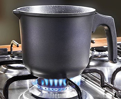 Other Sauce Pot Stockpot Non Stick Coating Aluminium 1.5 Litre Cooking Boiling Unbranded