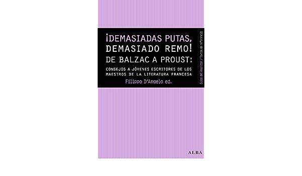 Amazon.com: ¡Demasiadas putas, demasiado remo! (Spanish ...