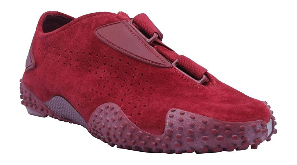 8923641f57bb Puma Mens Mostro Suede Red 340219-01  Amazon.co.uk  Shoes   Bags