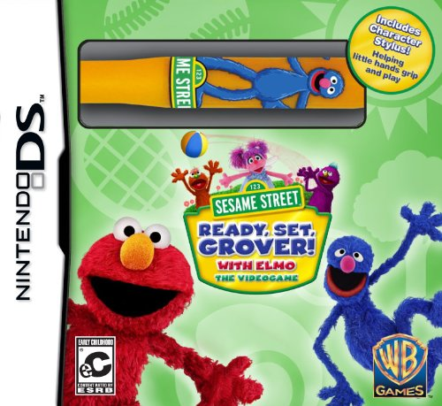 Sesame Street: Ready, Set, Grover! - Nintendo DS ()