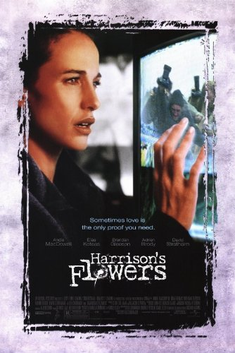Harrison's Flowers Yr 2000 Original Double Sided 27x40 inches Movie Poster