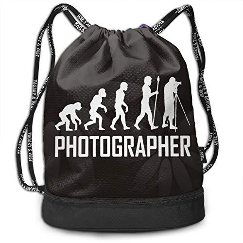 (Drawstring Backpack Photographer Evolution Rucksack)