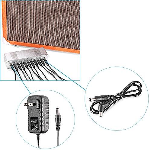 wiring led effect pedal led tinsel