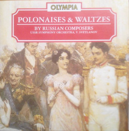 Polonaises And 2021 Waltzes by Russian USSR The Academic S Composers Super special price