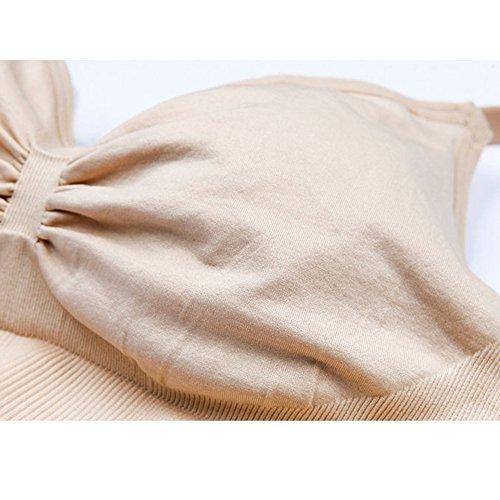 il Beige seno Supporto per sonno Maternità Ancdream Allattamento al YwTTa6