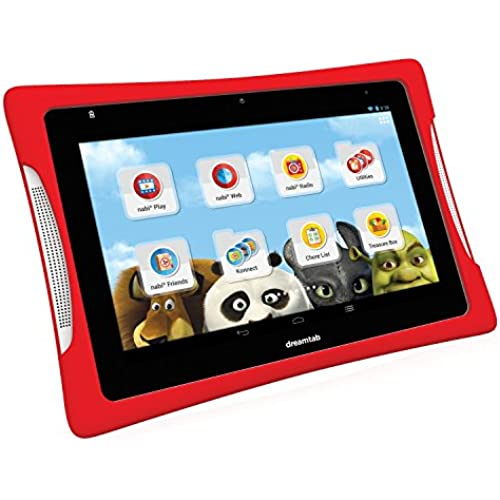 nabi DreamTab HD8 Tablet (Wi-Fi Enabled) Coupons
