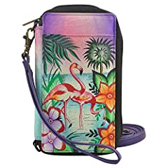 Anuschka is a premium brand of hand painted accessories. Each Anuschka creation is so much more than merely an accessory. It is a story. Every accessory is unique; rich in design, form and possibilities. From hand painted purses, organizers, ...