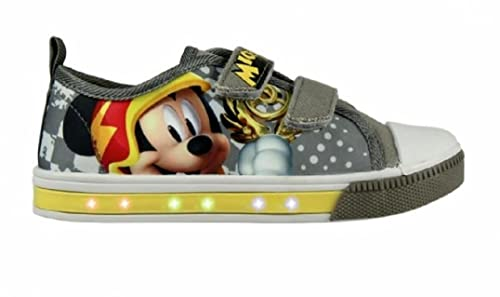 3ff3b81a9 Led Baskets Lumineuse Mickey, Baskets, Chaussures Lumineuse: Amazon ...