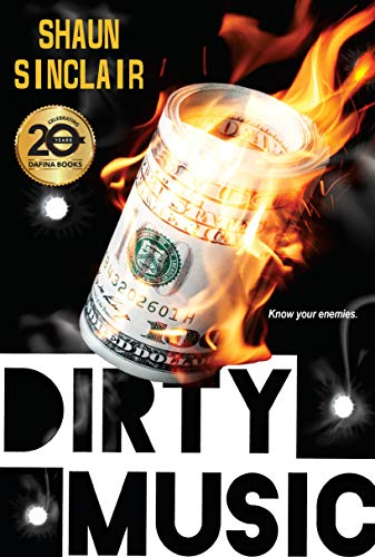 Book Cover: Dirty Music