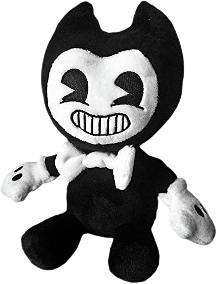 Boris New Collectable Collectors Bendy And The Ink Machine Super Soft Plush