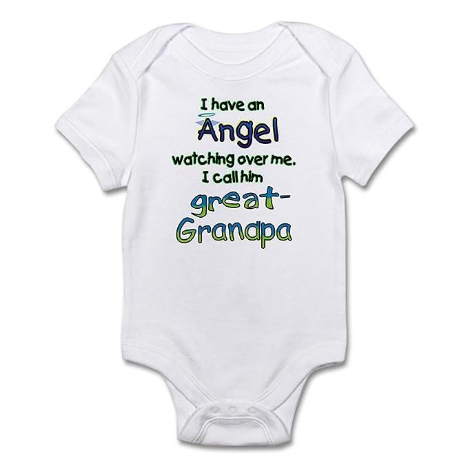 Amazon.com: CafePress – Ángel Llamado bisabuelo – lindo bebé ...