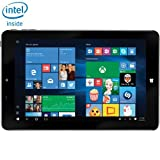 Insignia 8″ 32GB Windows 10 Tablet with Intel Z3735F Dual-Core Processor - Black