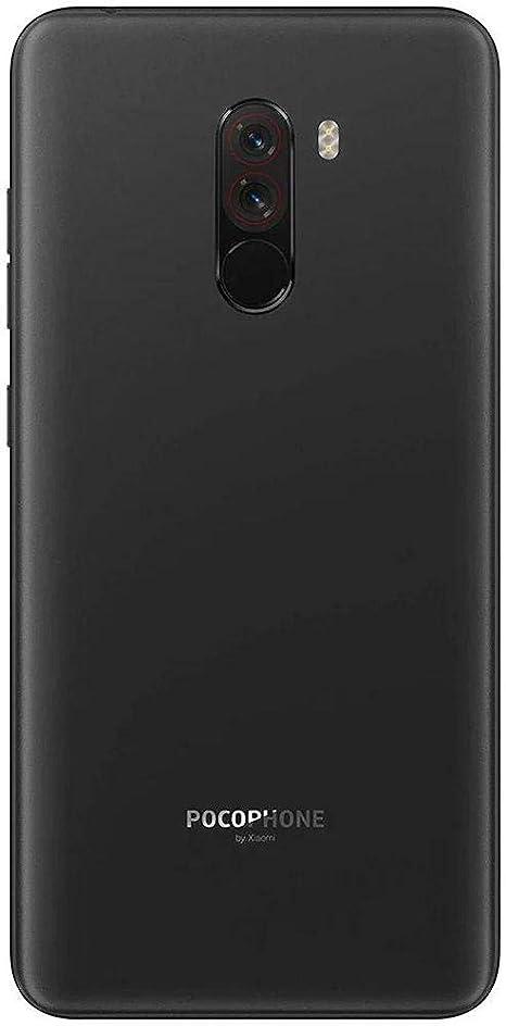 Xiaomi Pocophone F1 Dual SIM 128GB 6GB RAM Negro (Asian Version ...