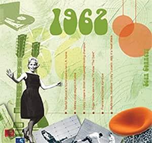 1962 éxitos Original Cd de música que incluyen preguntas ...