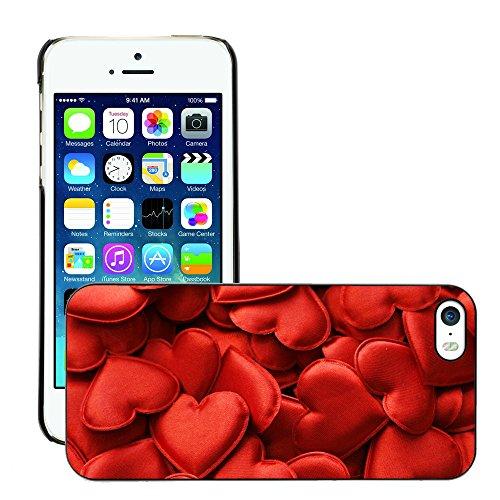 Premio Sottile Slim Cassa Custodia Case Cover Shell // V00001727 La Saint Valentin // Apple iPhone 5 5S 5G