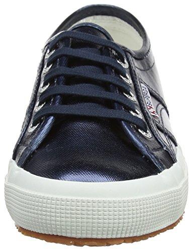 Sneaker Blu Da Donna Superga 2750 Cotu
