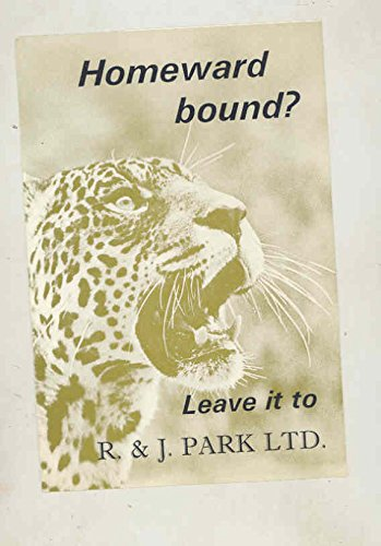 1972 Jaguar Automobile R & J Park European Delivery Sea Shipping Brochure from Jaguar