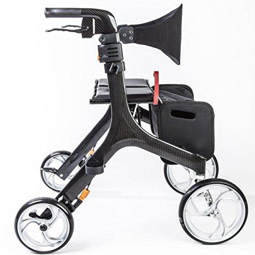 Carbon Leichtgewicht Rollator