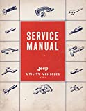 1961 And BEFORE JEEP UTILITY VEHICLES REPAIR SHOP & SERVICE MANUAL