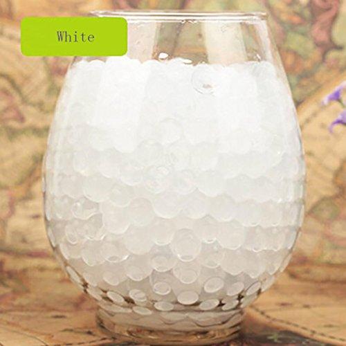 [Lookatool 7000 PCS Water Bullet Balls Water Beads Mud Grow Magic Jelly Balls - Wedding Decoration Vase Filler - Furniture Decorative Vase Filler - For Stress Balls, Summer Rainbow Mix] (Halloween Animatronics Sale)