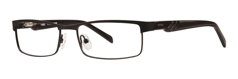 TMX BY TIMEX Eyeglasses SLALOM Black 53MM