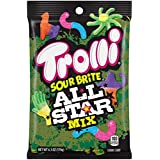 Trolli All Star Mix, 6.3 Ounce, Pack of 8