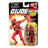 Cobra Red Ninja - G.i. Joe 25th Anniversary