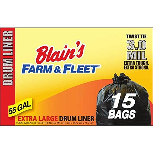 blains-farm-fleet-55-gallon-30-mil-drum-liner-with-twist-ties-by-bff