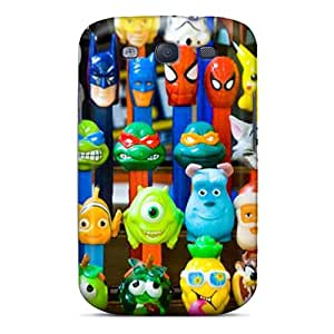 Tpu Cases For Galaxy S3 With Crazzy Custom Design Black Friday